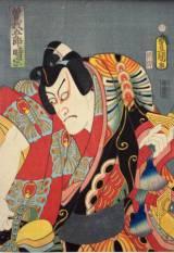 様式美にあふれ、めでたい演目として上演される「寿曽我対面」曽我五郎のむきみ隈
