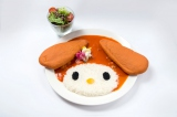 �t�@���V�[�Ȑ��E�ς��y���߂�w�}�C�����f�B �J�t�F�x�ic�j'76,'05,'14 SANRIO CO.,LTD.�@APPROVAL NO.SP551096