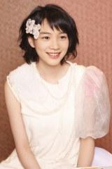 『海月姫』のオタク女子役を語る能年玲奈(写真:逢坂 聡)