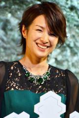 2014年はアラフォー女性が大活躍! 吉瀬美智子 (C)ORICON NewS inc.