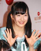 『第65回紅白歌合戦』リハーサルに参加したHKT48・田島芽瑠 (C)ORICON NewS inc.