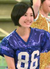 『第65回紅白歌合戦』リハーサルを行ったHKT48・兒玉遥 (C)ORICON NewS inc.