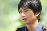 1月4日放送、MBS・TBS系『新春ドラマ特別企画 わが家』に主演する向井理(C)MBS