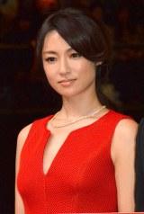 映画『JOKER GAME』で亀梨和也とラブシーンを演じた深田恭子 (C)ORICON NewS inc.
