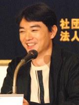 結婚発表後、初めて公の場に登場した染谷将太 (C)ORICON NewS inc.