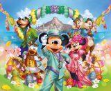 東京ディズニーシーで初のイースターイベント開催(C)Disney