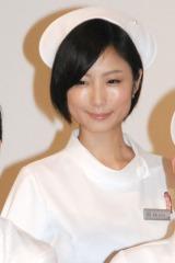 TBS系ドラマ『まっしろ』制作発表会見に出席したMEGUMI (C)ORICON NewS inc.