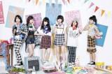 miwaの新曲「fighting-Φ-girls」にコーラスで参加するLittle Glee Monster