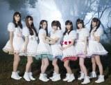 東京・EXシアター六本木で3月12日に開催される『アイドルお宝くじ パーティーライヴ』に出演するpalet