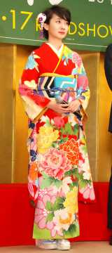 波瑠=映画『アゲイン 28年目の甲子園』完成報告会見 (C)ORICON NewS inc.