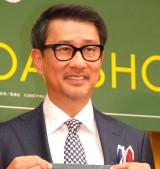 中井貴一=映画『アゲイン 28年目の甲子園』完成報告会見 (C)ORICON NewS inc.