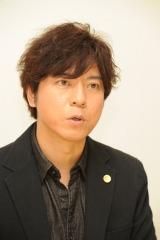 テレビ朝日系ドラマ『最後の証人』に主演する俳優の上川隆也。5月に50歳の誕生日迎える