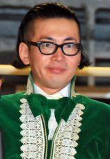 12年愛を実らせ3月に結婚するとブログで発表した髭男爵・ひぐち君 (C)ORICON NewS inc.
