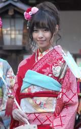「魅力のある人になりたい」とハタチの抱負を掲げた西野七瀬 (C)ORICON NewS inc.