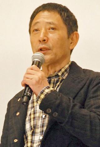 映画『深夜食堂』完成披露イベントに出席した主演の小林薫 (C)ORICON NewS inc.