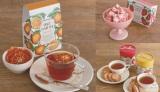 アフタヌーンティー・ティールームに2月15日、春限定の紅茶や焼菓子が登場!