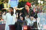 『アナと雪の女王』キャスト陣が東京ディズニーランドのパレードに登場!(C)oricon ME inc.