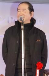 『サイレントマンガオーディション』授賞式に出席した次原隆二氏 (C)ORICON NewS inc.