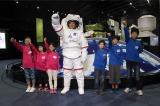 テレビ朝日『修造学園17 〜僕らの宇宙飛行士ミッション〜』1月17日放送。シリーズ第17回のテーマは「宇宙」(C)テレビ朝日