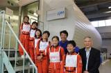 1つ目のミッションは、実際の宇宙飛行士選抜試験でも使用された閉鎖環境施設で課題に挑戦(C)テレビ朝日