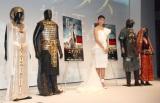 映画で使用された衣装も公開=映画『エクソダス:神と王』プレミアムコレクションに出席した杏 (C)ORICON NewS inc.