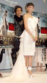 映画『エクソダス:神と王』プレミアムコレクションに出席した杏 (C)ORICON NewS inc.