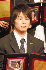 『第49回ビッグスポーツ賞』を受賞した内村航平選手 (C)ORICON NewS inc.