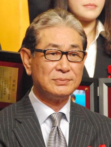 『第49回ビッグスポーツ賞』表彰式に出席した野球・星野仙一氏 (C)ORICON NewS inc.