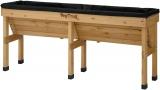 『木製菜園プランター ベジトラグ』Lサイズは3万3000円(税別)