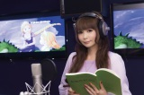 再びラプンツェル役を演じた中川翔子 (C)Disney