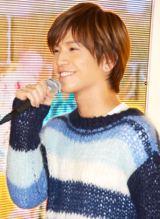 『しゃべくり007』(日本テレビ系)でポンコツキャラに認定された岩田剛典 (C)ORICON NewS inc.