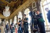 邦画史上初となったヴェルサイユ宮殿での撮影(C)浅田次郎/集英社  (C)2015「王妃の館」製作委員会