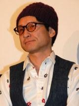 木下ほうか=映画『D坂の殺人事件』完成披露試写会 (C)ORICON NewS inc.