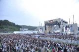 VAMPS夏の野外イベント『BEAST PARTY』24日公演より(写真:今元秀明/岡田貴之)