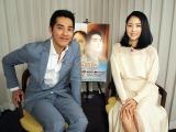 長澤まさみが台湾ドラマに初主演した『ショコラ』のDVDが日本で発売に。相手役のラン・ジェンロンも来日してPR (C)ORICON NewS inc.