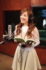 ミュージカル映画の不朽の名作『サウンド・オブ・ミュージック 製作50周年記念版』で吹き替えに初挑戦した平原綾香