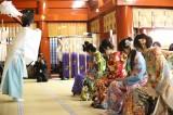 神田明神(東京・千代田区)で行われた成人式の様子(C)AKS