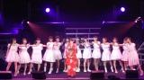 モー娘。を卒業した道重さゆみ(中央) 【2014年11月26日撮影/(C)ORICON NewS inc.】