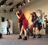 西内まりやが自身初のCDリリース記念イベントを大阪で開催