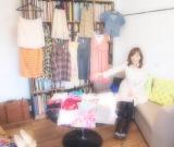 アナウンサーが衣装で使用した洋服をフリマに出品