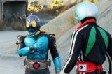 幻の仮面ライダー3号が登場(C)「スーパーヒーロー大戦GP」製作委員会 (C)石森プロ・テレビ朝日・ADK・東映AG・東映ビデオ・東映