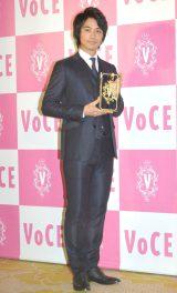 美容誌VOCE『THE BEST BEAUTY OF THE YEAR』授賞式に出席した斎藤工 (C)ORICON NewS inc.