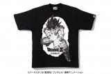 「A PATHING APE(R)」×「ドラゴンボールZ」のコラボTシャツが発売/APE HEAD×孫悟空バージョン・BLACK