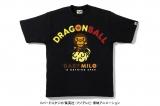 「A PATHING APE(R)」×「ドラゴンボールZ」のコラボTシャツが発売/BABY MILO(R)バージョン・・BLACK