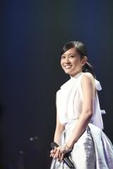『AKB48リクエストアワー セットリストベスト1035 2015』に再び登場した前田敦子 (C)AKS