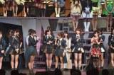 『第2回ドラフト会議』開催をサプライズ発表=『AKB48リクエストアワー セットリストベスト1035 2015』3日目(C)AKS