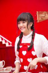 ロッテ『ガーナミルクチョコレート』新CM「バレンタイン篇2015」に出演する松井愛莉