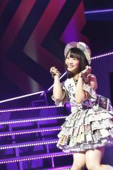 松村香織=『AKB48リクエストアワー セットリストベスト1035 2015』4日目夜公演(C)AKS
