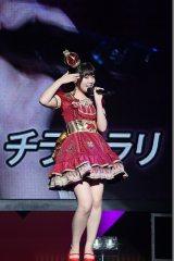 多田愛佳=『AKB48リクエストアワー セットリストベスト1035 2015』4日目昼公演の模様 (C)AKS