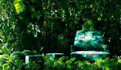 Francfranc 2015年春コレクション 今季のテーマは「Power of Earth(地球へのオマージュ)」